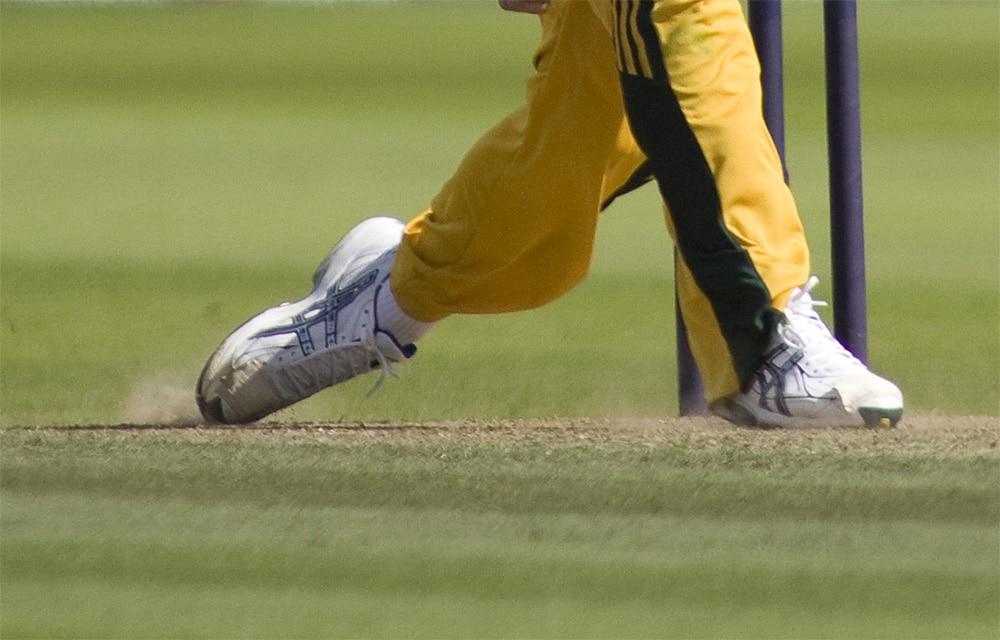 cricketlab bowling feet