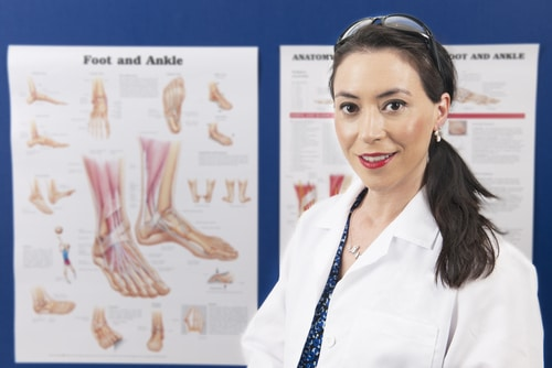 podiatrist in Macquarie Park, Image by ModPod Sports Podiatry